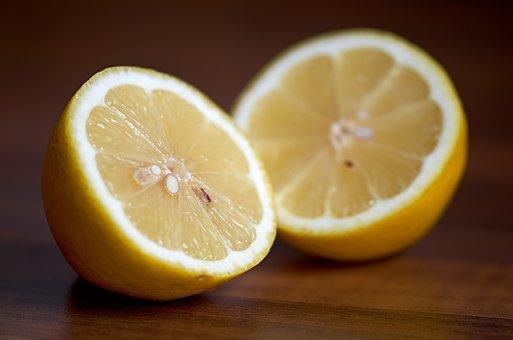 Lemon, Fruit, Yellow, Wood, Sour, Citrus Fruits