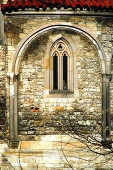 Architecture, Chapel, A Gothic Window