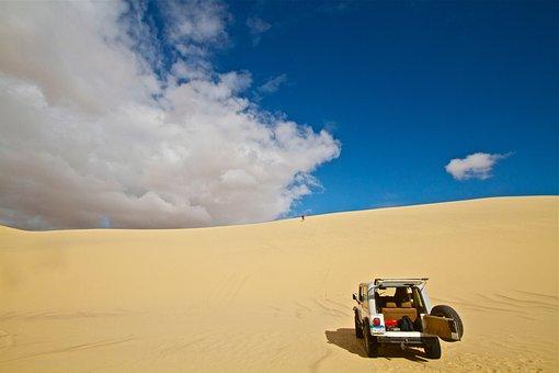 Desert, Safari, Egypt, Nature, Africa, Travel, Sand