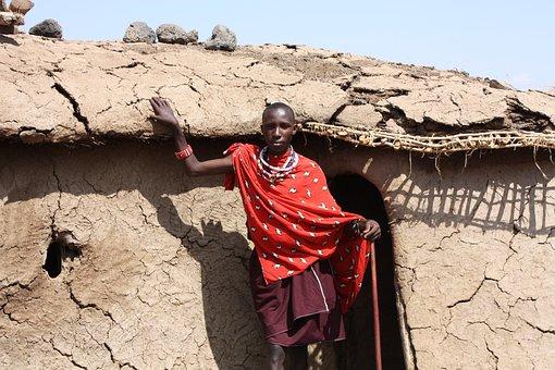 Maasia, Mara, Kenya, Africa