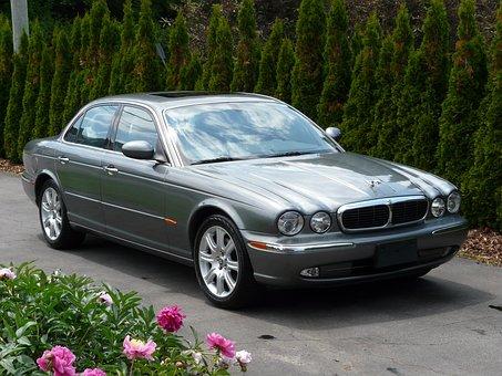 Car, Jaguar, Xj8