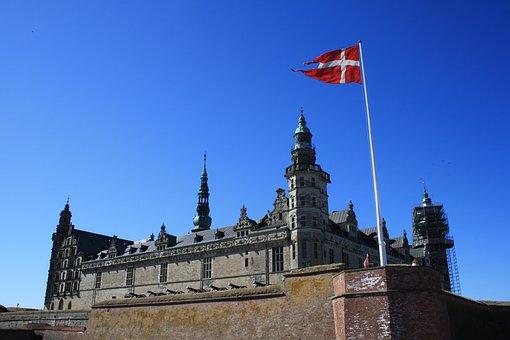 Kronborg, Danneborg, Hamlet, Elsinore