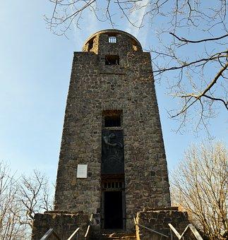 Eifel, High Eight, Kaiser Wilhelm, Sachsen, View