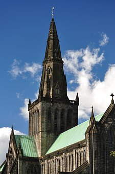 Glasgow Cathedral, The Cathedral, Church, Monument