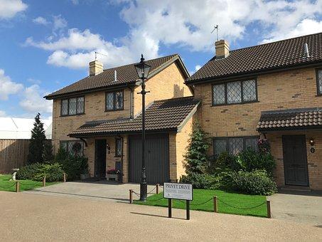 Harry Potter, Sets, Privet Drive, Dursley House