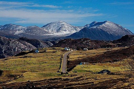 Scotland, Highland, West Coast, First Coast