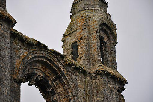 The Cathedral Of St Andrews, Monument, The Ruins Of The