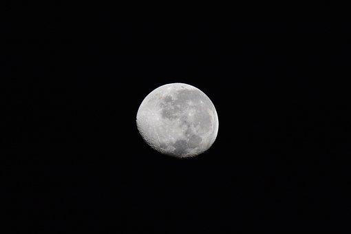 Moon, Lunar, Space, Night, Sky, Astronomy, Astrology