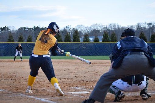 Softball, College Softball, Team, Athlete, Player