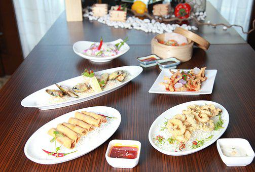 Appetizers, Snacks, Side Dish, Meal, Food, Restaurant