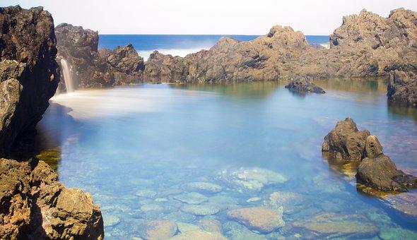 Sea, Costa, Ocean, Nature, Rocks, Beach, Natural, Water