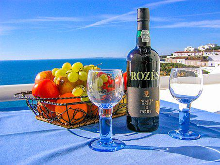 Wine, Beach, Benefit From, Relax, Enjoy, Vacations, Sea