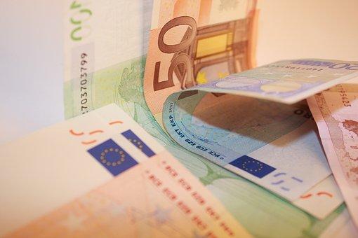 Money, Bills Wealth, Euro, Bank, Seem, Wealth, Currency