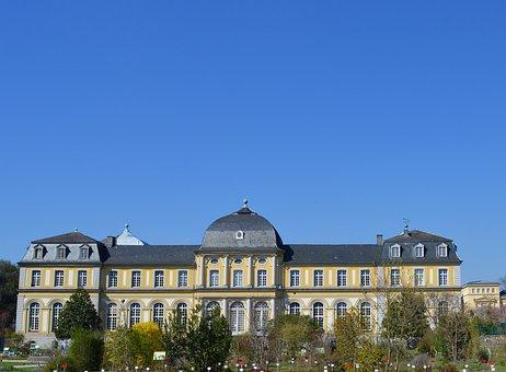 Castle, Poppelsdorfer Schloss, Bonn, Building