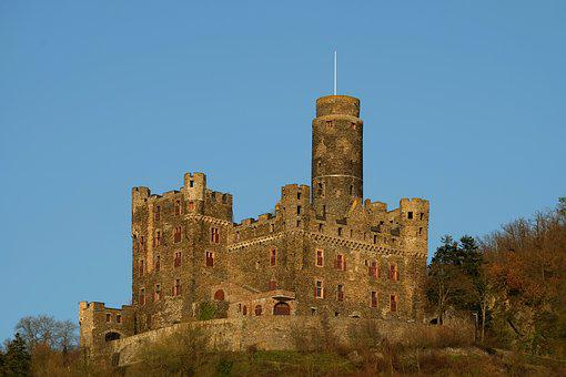 Castle, Fortress, Wall, Old Castle, Middle Ages