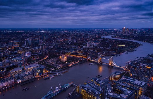 London, England, Great Britain, Buildings, City, Urban
