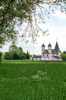 Cologne, Rheinland, Rhine, River, Germany, Architecture