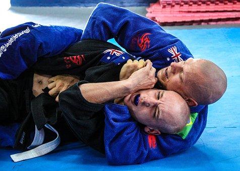 Jiu-jitsu, Fight, Martial Arts, Wrestling, Bjj