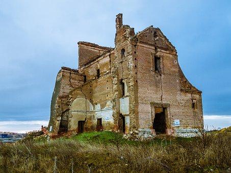 Hermitage Of San Pedro, Leganes, Madrid, Hermitage