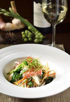 Mesclun Salad, Salad, Lettuce, Lunch, Diet, Green