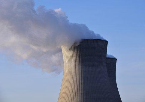 Nuclear Power, Atomic Energy, Nuclear Power Plant