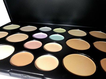 Makeup, Blog, Beauty, Woman, Palette, Palette Concealer