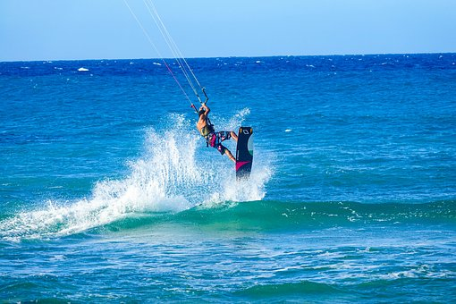 Surfing, Surfer, Recreational Sports, Wind Surfing