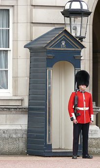 Guard, Palace, Royal, Travel, Uk, England, Queen