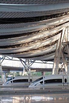 High-speed Railway, Crh, Hexie, Crh380b, Beijing
