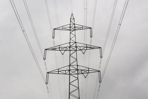 Power, Electricity, Powerline, Energy, Electric