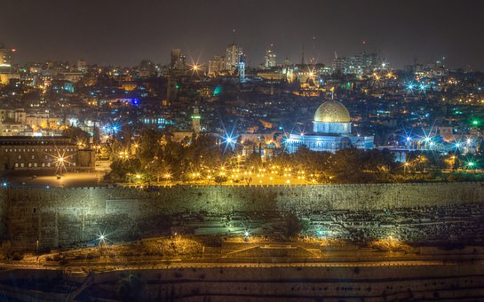 Israel, Jerusalem, Holy City, City, Jewish