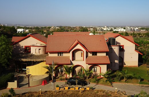 House, Holiday Home, Architecture, Building, Bhuj