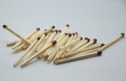 Matches, Tree, Match, Subject Survey, Sticks, Wood
