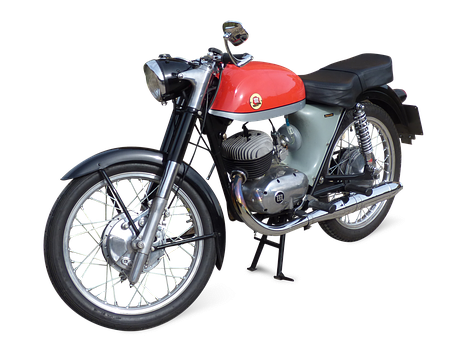 Motorcycle, Montesa, Classic Bike, Vintage