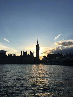 Big Ben, Westminster, Parliament, London, Ben, England