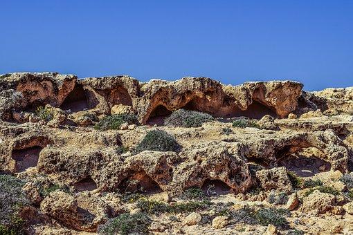Rock Formation, Erosion, Geology, Landscape, Geological