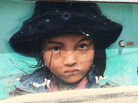 Murals, Art, Mural, Street Art, Mural Painting
