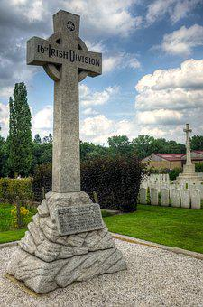Wijtschaete, Monument, First World War, Cemetery, War