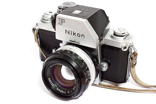 Nikon, Nikon F, Camera, Analog, Small Picture