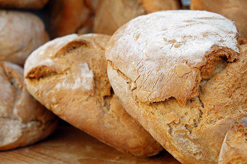 Bread, Wood Oven Bread, Loaf Of Bread, Bread Crust