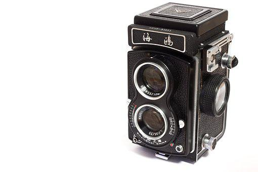 Camera, Analog, Seagull, Rolleiflex, Retro