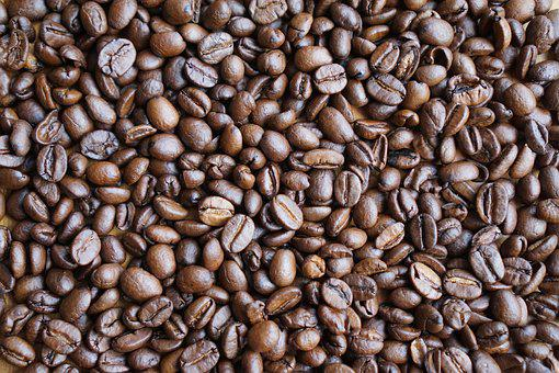 Coffee, Coffee Beans, Grains, Fresh, Aroma