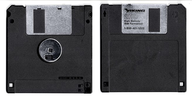 Floppy, Disk, Storage, Removable, Media, Diskette