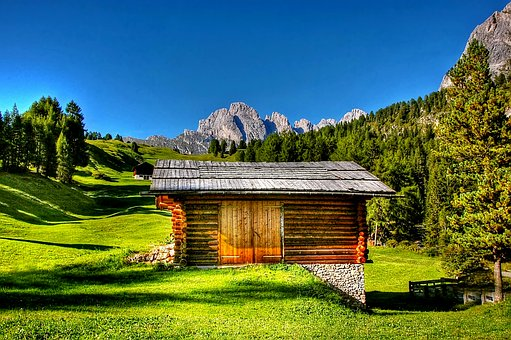 Val Gardena, Dolomites, Nature, Landscape, South Tyrol
