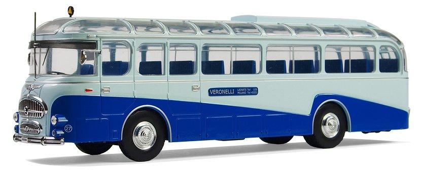 Model Buses, Model, Lancia Esatau Bianchi, 1953, Models