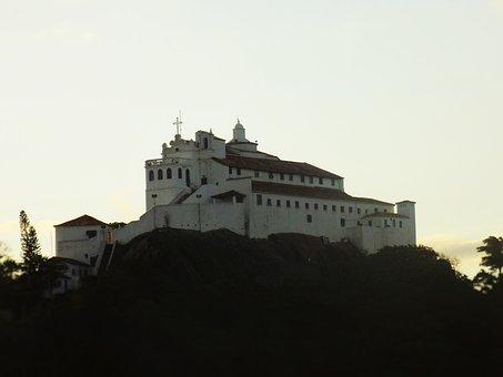 Convent, Es, Old Village, Landscapes, Hill, Mountain