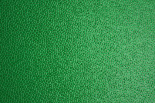 Green Skin, Leather Texture, Leather, Texture