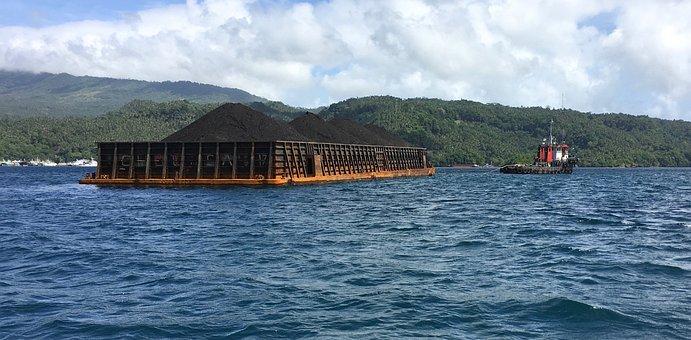 Boat, Industrial, Transportation, Transport, Marine