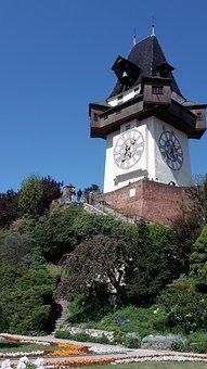 Schlossberg, Graz, Austria, Architecture, Medieval
