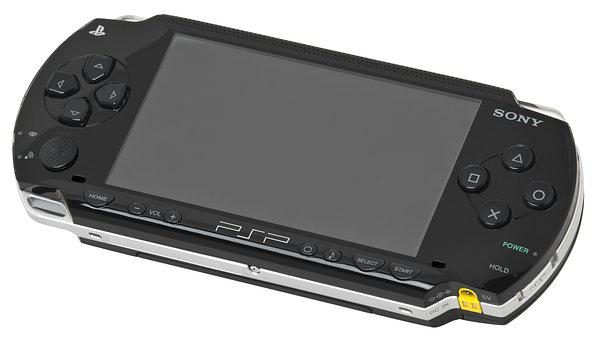 Psp, Sony, Video Game Console, Video Game, Play, Toy